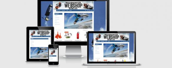 webdesign geschikt voor smartphone